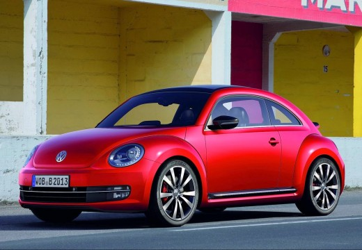 VOLKSWAGEN Beetle 1.4 TSI Sport DSG Coupe I 160KM (benzyna)