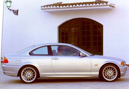 BMW Seria 3 Coupe E46
