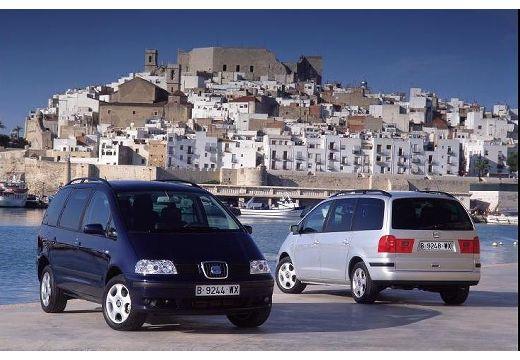 SEAT Alhambra II van