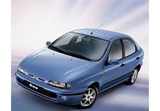 FIAT Brava I hatchback niebieski jasny przedni lewy
