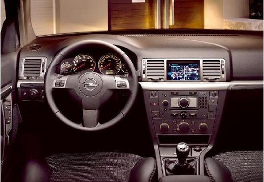 OPEL Vectra C II hatchback tablica rozdzielcza