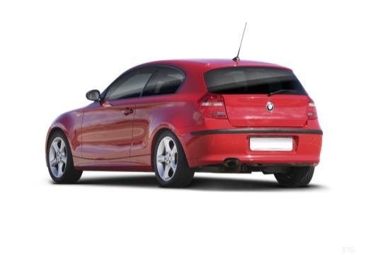BMW Seria 1 E81 hatchback tylny lewy