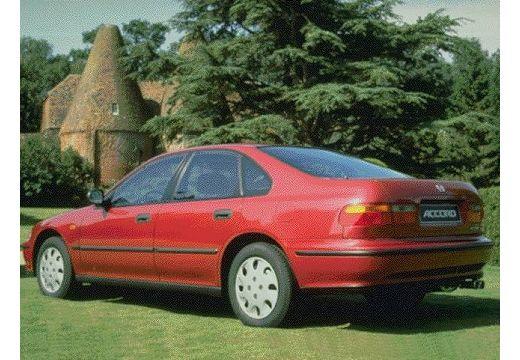 HONDA Accord III sedan czerwony jasny tylny lewy
