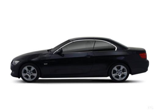 BMW Seria 3 Cabriolet E93 II kabriolet boczny lewy