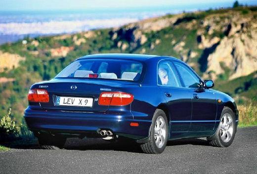 MAZDA Millenia 2.5 Premium Sedan II 170KM (benzyna)