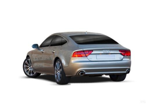 AUDI A7 Sportback I hatchback tylny lewy