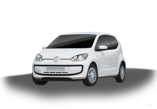 VOLKSWAGEN up 1.0 move aut EU6 Hatchback I 60KM (benzyna)