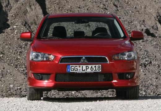 MITSUBISHI Lancer 2.0 Ralliart MR Sedan VI 240KM (benzyna)