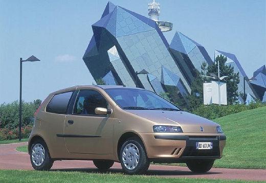 FIAT Punto 1.9 JTD Active Hatchback II I 2.0 85KM (diesel)