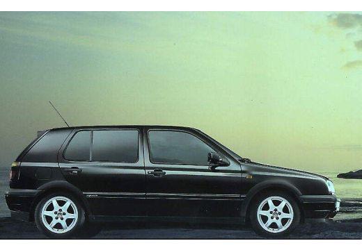 VOLKSWAGEN Golf III hatchback boczny prawy