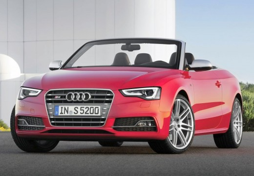 AUDI RS 5 Kabriolet Cabriolet II 4.2 450KM (benzyna)