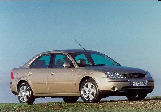 FORD Mondeo 2.5 V6 Ghia X aut Sedan III 170KM (benzyna)