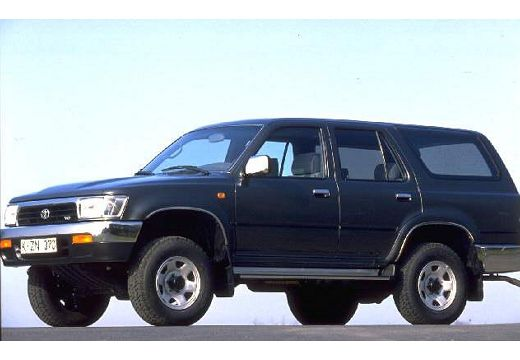 Toyota 4Runner kombi przedni lewy