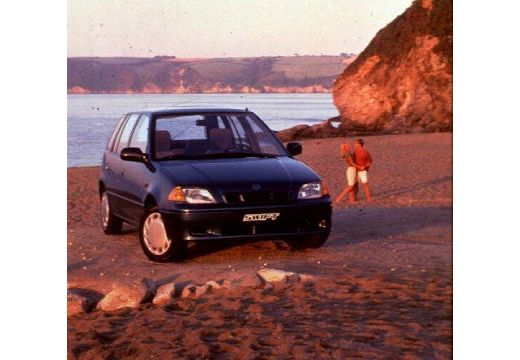 SUZUKI Swift Hatchback III
