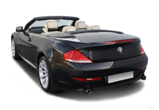 BMW Seria 6 Cabriolet E64 II kabriolet tylny lewy