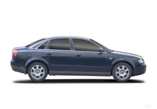 AUDI A4 8E I sedan boczny prawy