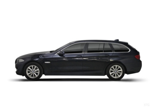 BMW Seria 5 Touring F11 I kombi boczny lewy