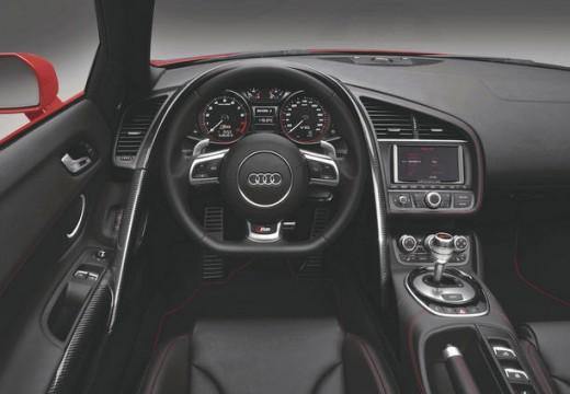 AUDI R8 roadster tablica rozdzielcza