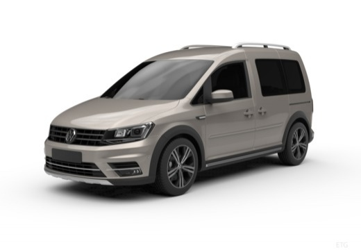 volkswagen caddy 2 0 tdi alltrack 4motion dsg kombi. Black Bedroom Furniture Sets. Home Design Ideas