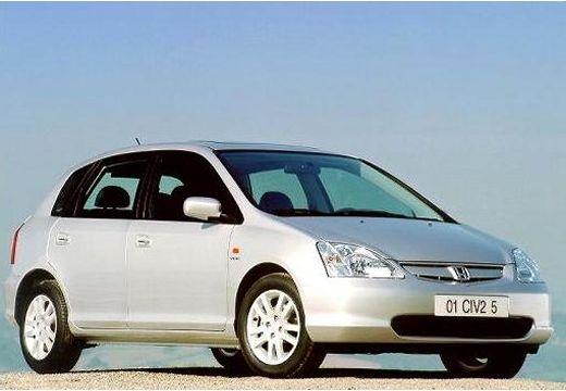 HONDA Civic 1.6i ES Hatchback IV 110KM (benzyna)