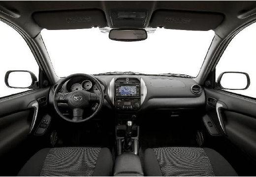 Toyota RAV4 III kombi tablica rozdzielcza