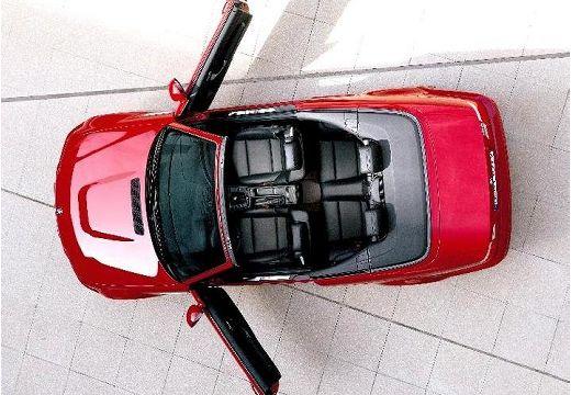 BMW Seria 3 Cabriolet E46 kabriolet czerwony jasny wnętrze