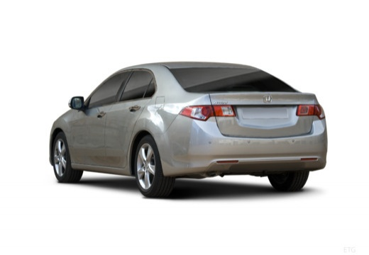 HONDA Accord VII sedan silver grey tylny lewy