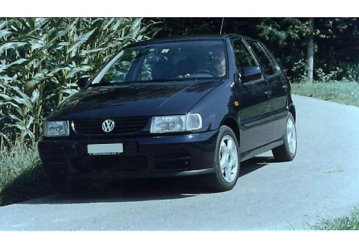 VOLKSWAGEN Polo SDI Hatchback III I 1.8 60KM (diesel)