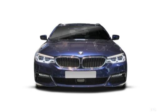 BMW Seria 5 Touring G31 kombi przedni