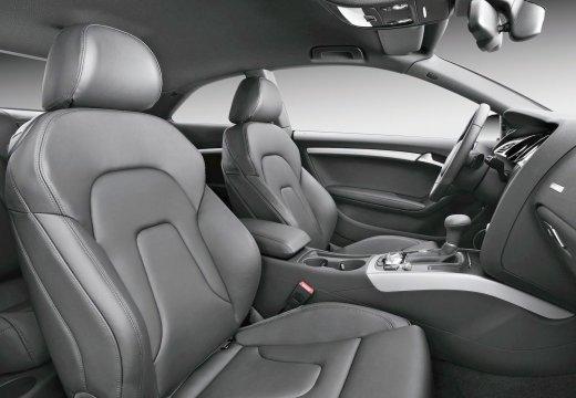 AUDI A5 II coupe wnętrze