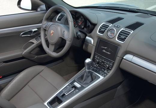 PORSCHE Boxster 981 roadster tablica rozdzielcza