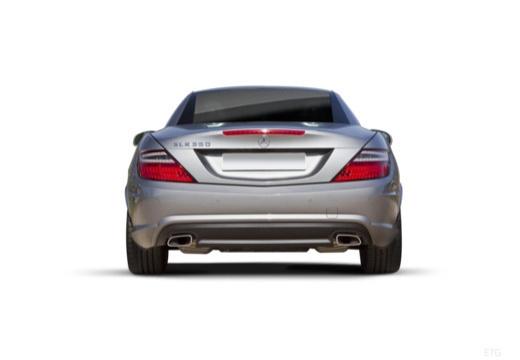 MERCEDES-BENZ Klasa SLK SLK R 172 roadster tylny