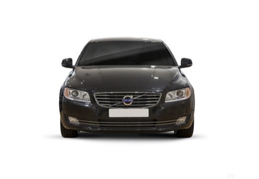 VOLVO S80 V sedan brązowy przedni