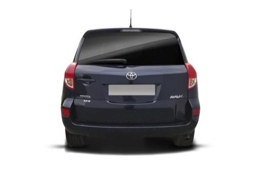 Toyota RAV4 IV kombi tylny