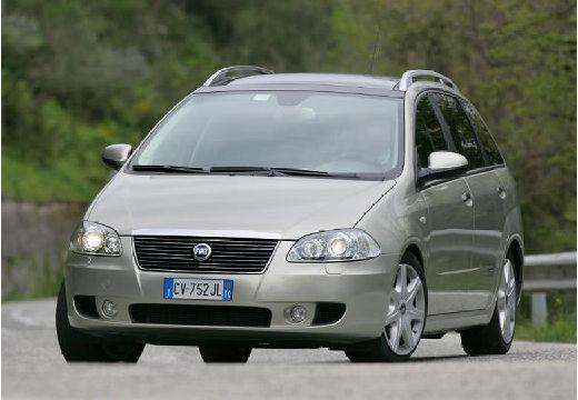 FIAT Croma II kombi silver grey przedni lewy