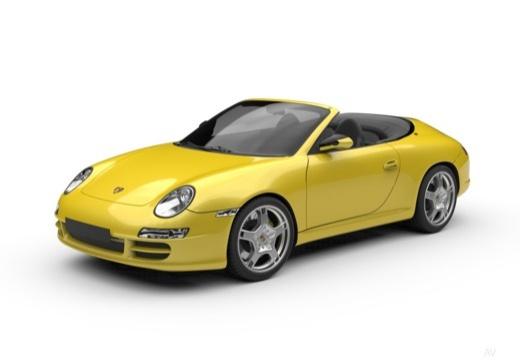 PORSCHE 911 Cabrio 997 kabriolet przedni lewy