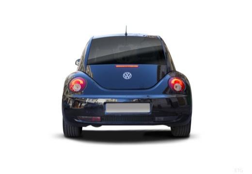 VOLKSWAGEN New Beetle coupe tylny