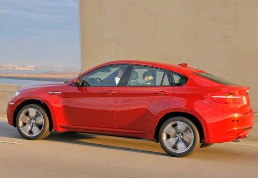 BMW X6 X 6 E71 hatchback czerwony jasny tylny lewy