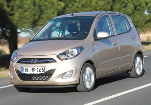 HYUNDAI i10 1.1 Base Hatchback II 69KM (benzyna)
