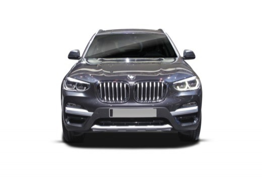 BMW X3 kombi przedni