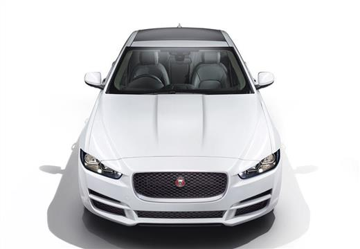 JAGUAR XE I sedan