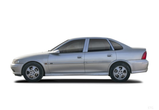 OPEL Vectra B II sedan boczny lewy