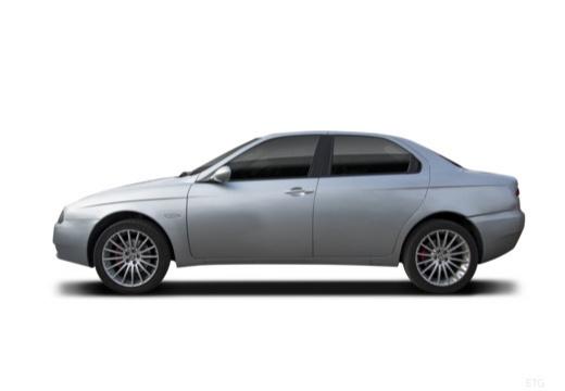 ALFA ROMEO 156 sedan boczny lewy