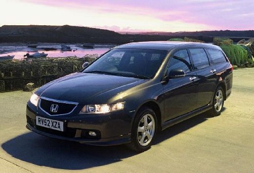 HONDA Accord 2.2i-CTDi Executive Kombi IV 2.3 140KM (diesel)