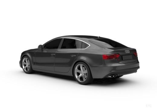 AUDI A5 Sportback II hatchback tylny lewy
