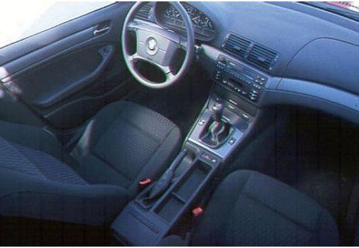 BMW Seria 3 E36 sedan tablica rozdzielcza