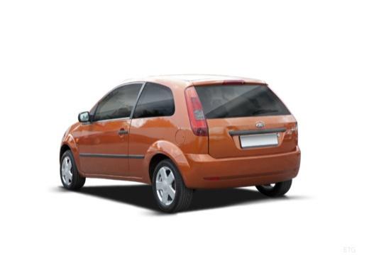 FORD Fiesta V hatchback tylny lewy