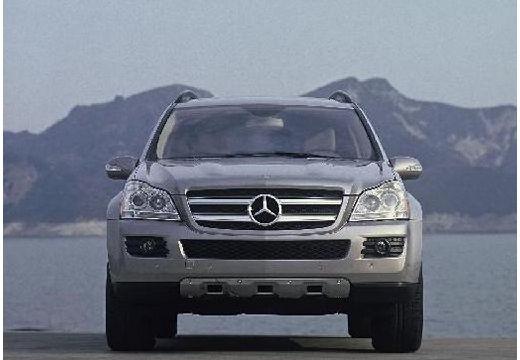 MERCEDES-BENZ GL 320 CDI Kombi I 3.0 225KM (diesel)