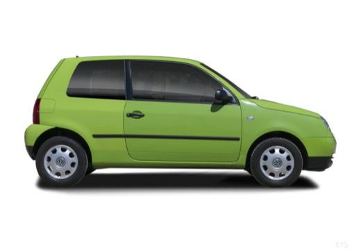 VOLKSWAGEN Lupo hatchback boczny prawy
