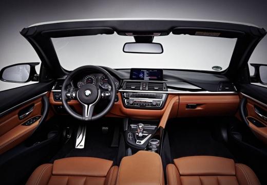 BMW Seria 4 Cabrio F33 kabriolet tablica rozdzielcza